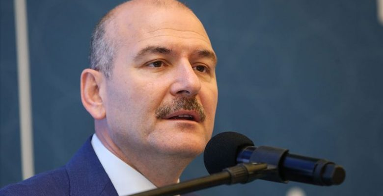 İçişleri Bakanı Soylu: İstanbul'da kayıtlı Suriyelilerle problemimiz yok