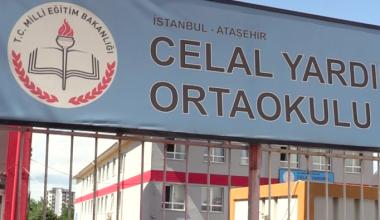 """Ataşehir ; Celal Yardımcı Ortaokulun'da Kayıt Skandalı """"Paran Yoksa , Kara Liste"""""""