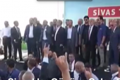 Sivaslılar Etkinlikte Karamollaoğlu'na Sert tepki.