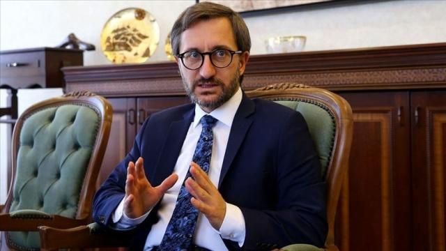 'Dünya, Türkiye'nin Suriye'nin kuzeydoğusu için hazırladığı planı desteklemeli' 'Dünya, Türkiye'nin Suriye'nin kuzeydoğusu için hazırladığı planı desteklemeli'
