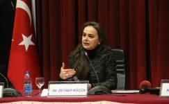 Zeynep Küçük: İBB ihaledeki hatasını çarpıtarak örtüyor