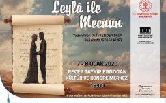 LEYLA İLE MECNUN SANCAKTEPE'DE