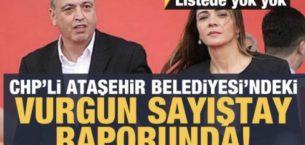 Ataşehir Belediyesi'ndeki vurgun, Sayıştay raporunda! Dosya kabarık