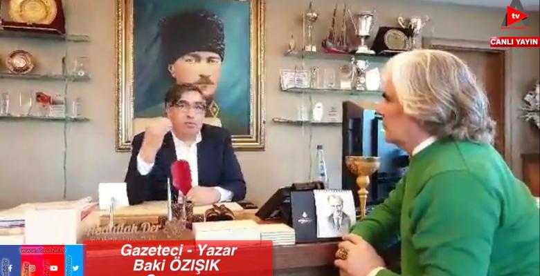 BAKİ ÖZIŞIK SORDU..