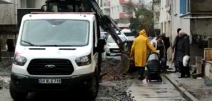 ATAŞEHİR'DE SOKAKLAR MAYIN TARLASI , VATANDAŞA ÇİLEHANE..
