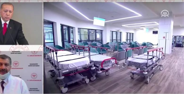 Muhalefete Rağmen Yapıldı! Türkiye Şehir Hastaneleri İle Dünyaya Örnek Oldu.