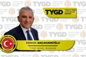 TYGD Genel Başkanı Akçahanoğlu Kadir Gecesi Sebebi ile Kutlama Mesajı Yayınladı .