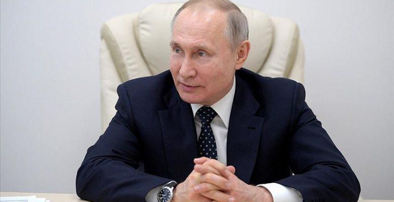 Rusya Devlet Başkanı Putin: ABD'de olanlar bazı derin iç krizlerin tezahürü