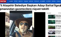 GAZETECİLİK ADI ALTINA YİNE UFUK BULUT SKANDALI..