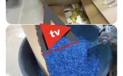 Son dakika haber: Ataşehir'de Sahte İlaç İmalatı Yapan İş Yerine Operasyon.