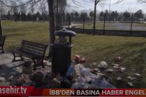 İBB'DEN BASINA HABER ENGELİ.